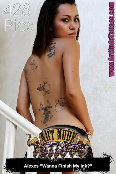 Art Nude Tattoos clips